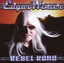 Edgar Winter-Rebel Road (CD 2008) NUOVO/SEALED!!!