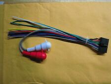 jensen wire harness marine radio jsr180,msr170, msr180