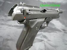 9MM REPLICA 1:1 BERETTA 92 ITALY MOVIE PROP Pistol Hand Gun Training AID EKOL