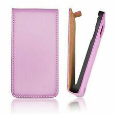 Case Faux Leather Purple Flip Box Case Leather Case Purple For HTC Desire X