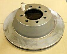 Brake rotor for 76-84 Ford F350, 1 Ton, with dual piston caliper