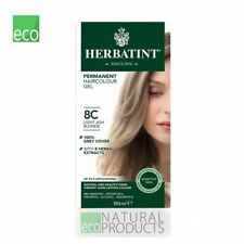 Herbatint Natural Hair Colour Light Ash Blonde 8C 150ml