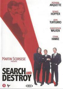 Search And Destroy     dvd   Rosanna Arquette, Ethan Hawke