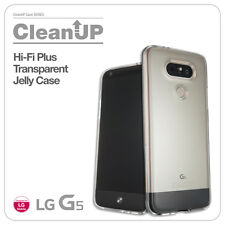 Transparent Schutz Handy Back Cover Phone Case Hülle Etui Haut LG G5 Hi-Fi Plus