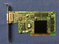 Number Nine AGP DVI-I Video Card 01-868602-00