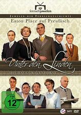 Unter den Linden - Das Haus Gravenhorst (am Eaton Place) 4 DVD Set NEU + OVP!