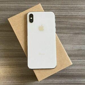 Apple iPhone X 64GB Unlocked Smartphone - Silver