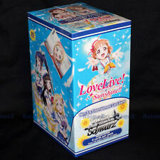 Love Live! Sunshine!! Weiss Schwarz SEALED BOX 20 packs *UK SELLER*