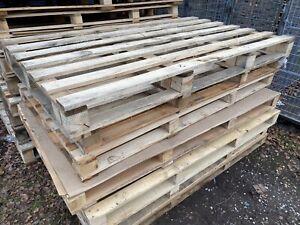 Einwegpaletten/Industriepaletten ca. 230x120cm