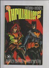 Batman+Batgirl THRILLKILLER '62 early HARLEY QUINN (1998 DC Elseworlds) VF-