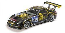 Minichamps 2013 SLS AMG GT3 24h Nuremberg #125 1:18*New