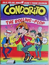 Chile 2016 #778 Comic Condorito The Rolling Stones
