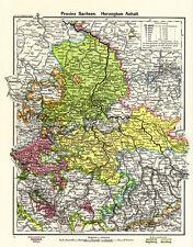 Provinz Sachsen Herzogtum Anhalt Magdeburg Altmark Deutsches Reich RAHX 569