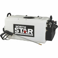 NorthStar High-Pressure ATV Spot Sprayer - 26-Gallon Capacity, 1.5 GPM, 12 Volt