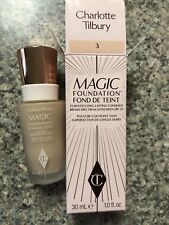 Charlotte Tilbury Magic Foundation In 3 FAIR- Or YOU can Request Your Shade!!