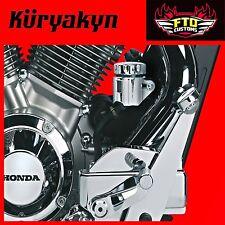 Kuryakyn Chrome Brake Component Dress-Up Kit for Honda Models 7821