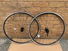 4ZA Forza RC23 700C Alloy Clincher Shimano 11 Speed Wheels Wheelset PMC