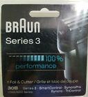Braun Series 3 Foil & Cutter Replacement Head