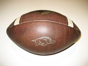 Arkansas Razorbacks GAME USED Nike Vapor 1 One Football - University - GO HOGS!
