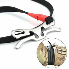 Application Elastic Rope Fast Tourniquet Outdoor Survival Medic Blood Stop Belt