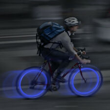 2 BLUE NITE IZE SEE EM LED SPOKE WHEEL LIGHTS GREAT FOR NIGHT RIDES BIKING BIKE