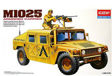 1/35 HUMVEE M1025 ARMORED CARRIER / ACADEMY MODEL KIT / #1350