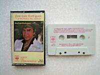 jose luis rodriguez - la historia del idolo 1982 cassette tape