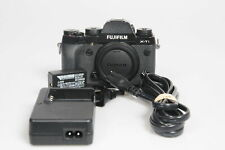 Fuji Fujifilm X-T1 16.3MP Mirrorless Digital Camera Body #592