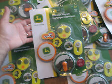 JOHN DEERE GEARATION MAGNETS TOMY BRAND NEW LIENSED AUTHENTIC