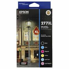 Genuine Epson 277XL High Yield Claria Photo Ink Cartridge Value Pack C13T278892