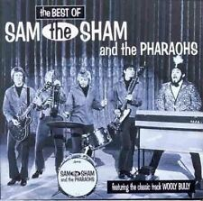Sam the Sham and The Pharaohs Best of (17 tracks, 1998) CD []