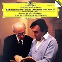 Wolfgang Amadeus Mozart CD London Symphony Orchestra - Rudolf Serkin - Claudio