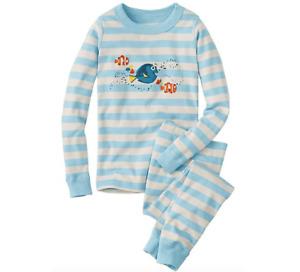 ❤ HANNA ANDERSSON DISNEY Pixar Finding Dory Nemo pajamas NEW 150 NWT 12 FREESHIP