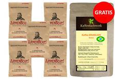 5er Pack AirmenBeans ♥ Kaffee-Guarana Pastillen + Kaffee Brasilien Gratis