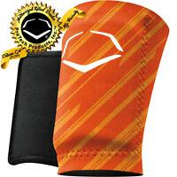 EvoShield Evo MLB Baseball Wrist Guard A150 Adult Orange/Stripes SM, MD, LG, XL