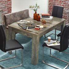 Esstisch Bonanza Tisch ausziebar in Driftwood 160-240x90 cm