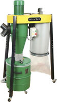 """1-1/2"""" HP Cyclone Dust Collector"""