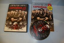 The Expendables (DVD, 2010, Widescreen)