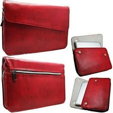 "14 x Wholesale Tech21 8"" Netbook/Tablet Miami Clutch Case - Miami Red Handy Bag"