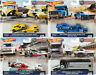 2020 HOT WHEELS PREMIUM TEAM TRANSPORT RELEASE H CASE OF 4 FLF56-956H - IN STOCK