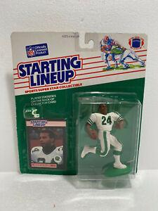 MINT CONDITION - 1989 Starting Lineup Freeman McNeil - New York Jets