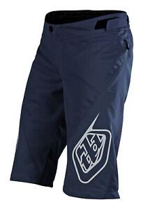 Troy Lee Designs MTB / Bicycle Mens Sprint Shorts - Navy