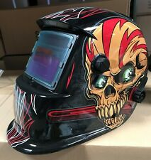 Wskd Auto Darkening Weldinggrinding Helmet Mask Hood Wskd