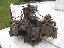 VINTAGE VOLKSWAGEN BEETLE BUG VW ENGINE MOTOR CLASSIC