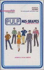 Pulp Mis-Shapes Original Promo Poster