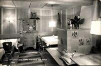 Alte AK PK Postkarte gelaufen Foto SW Unterleutasch 1039 m Gasthaus zur Mühle