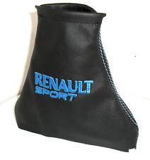 Renault CLIO 2° série SOUFFLET LEVIER DE VITESSES CUIR NOIR