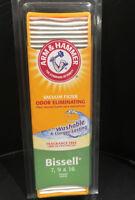 ARM & HAMMER Odor Eliminating Vacuum Filter #62628F (BISSELL 7, 9 & 16) / NEW