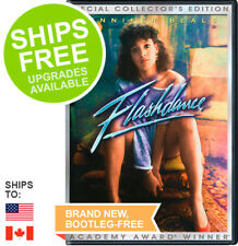 Flashdance (DVD, 2013, Collector's Edition) NEW, Sealed, Jennifer Beals