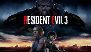 Resident Evil 3 Steam Game Key (PC) - Region free -